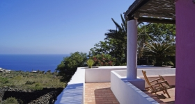 Casa Vacanze I Dammusi Di Punta Karace Pantelleria